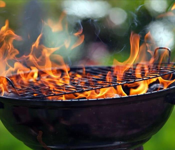 Fire Damage 9 SAFETY TIPS TO REMEMBER WHEN GRILLING