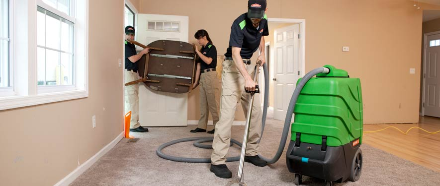 Monroe, NC residential restoration cleaning